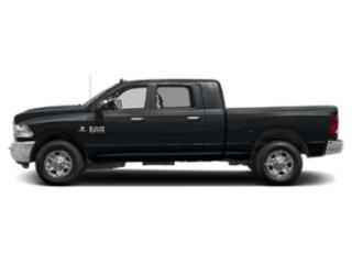Maximum Steel Metallic Clearcoat 2018 Ram Truck 2500 Pictures 2500 Mega Cab Bighorn/Lone Star 4WD photos side view
