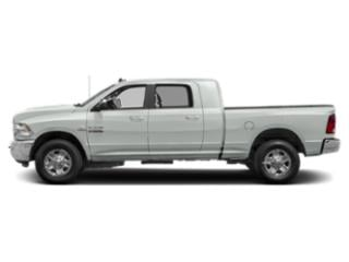 Bright White Clearcoat 2018 Ram Truck 2500 Pictures 2500 Mega Cab Bighorn/Lone Star 2WD photos side view