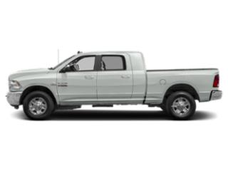 Bright White Clearcoat 2018 Ram Truck 2500 Pictures 2500 Mega Cab Bighorn/Lone Star 4WD photos side view
