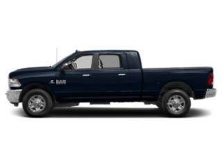True Blue Pearlcoat 2018 Ram Truck 2500 Pictures 2500 Mega Cab Bighorn/Lone Star 2WD photos side view