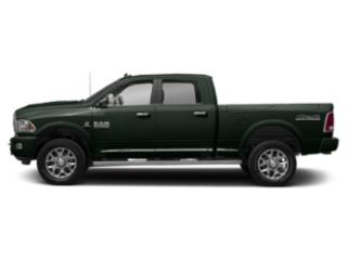 Black Forest Green Pearlcoat 2018 Ram Truck 2500 Pictures 2500 Crew Cab Longhorn 4WD T-Diesel photos side view