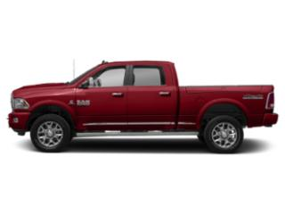 Flame Red Clearcoat 2018 Ram Truck 2500 Pictures 2500 Crew Cab Longhorn 4WD T-Diesel photos side view