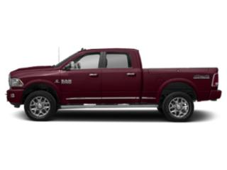 Delmonico Red Pearlcoat 2018 Ram Truck 2500 Pictures 2500 Crew Cab Limited 4WD T-Diesel photos side view