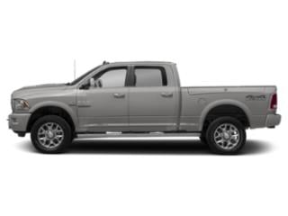 Bright Silver Metallic Clearcoat 2018 Ram Truck 2500 Pictures 2500 Crew Cab Limited 4WD T-Diesel photos side view