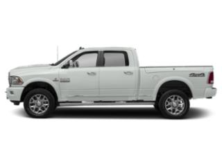 Bright White Clearcoat 2018 Ram Truck 2500 Pictures 2500 Crew Cab Limited 4WD T-Diesel photos side view