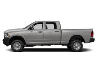 Bright Silver Metallic Clearcoat 2018 Ram Truck 2500 Pictures 2500 Crew Cab Tradesman 2WD T-Diesel photos side view