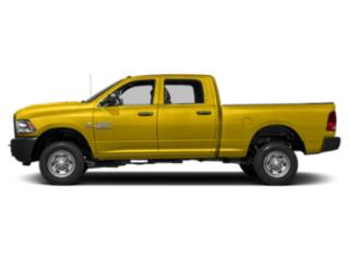 Yellow 2018 Ram Truck 2500 Pictures 2500 Crew Cab Tradesman 2WD T-Diesel photos side view