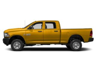 Construction Yellow 2018 Ram Truck 2500 Pictures 2500 Crew Cab Tradesman 2WD T-Diesel photos side view
