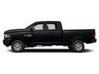 Maximum Steel Metallic Clearcoat 2018 Ram Truck 2500 Pictures 2500 Crew Cab Tradesman 2WD T-Diesel photos side view