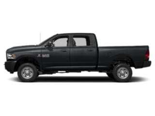 Granite Crystal Metallic Clearcoat 2018 Ram Truck 2500 Pictures 2500 Crew Cab Tradesman 2WD T-Diesel photos side view