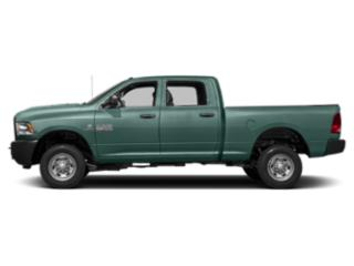 Light Green 2018 Ram Truck 2500 Pictures 2500 Crew Cab Tradesman 2WD T-Diesel photos side view
