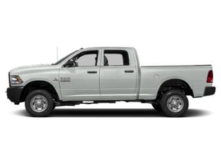 Bright White Clearcoat 2018 Ram Truck 2500 Pictures 2500 Crew Cab Tradesman 2WD T-Diesel photos side view