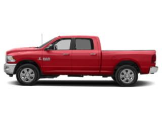 Bright Red 2018 Ram Truck 2500 Pictures 2500 Crew Cab Bighorn/Lone Star 2WD photos side view