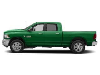Bright Green 2018 Ram Truck 2500 Pictures 2500 Crew Cab SLT 4WD T-Diesel photos side view