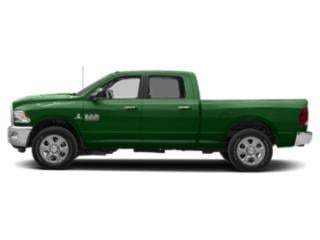 Tree Green 2018 Ram Truck 2500 Pictures 2500 Crew Cab SLT 4WD T-Diesel photos side view