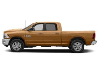 Power Tan 2018 Ram Truck 2500 Pictures 2500 Crew Cab SLT 4WD T-Diesel photos side view