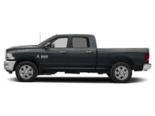 Maximum Steel Metallic Clearcoat 2018 Ram Truck 2500 Pictures 2500 Crew Cab SLT 4WD T-Diesel photos side view