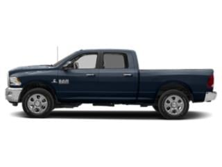 True Blue Pearlcoat 2018 Ram Truck 2500 Pictures 2500 Crew Cab SLT 4WD T-Diesel photos side view