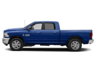 Blue Streak Pearlcoat 2018 Ram Truck 2500 Pictures 2500 Crew Cab Bighorn/Lone Star 4WD photos side view