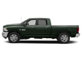 Black Forest Green Pearlcoat 2018 Ram Truck 2500 Pictures 2500 Crew Cab SLT 4WD T-Diesel photos side view