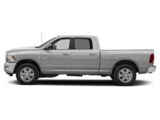 Bright Silver Metallic Clearcoat 2018 Ram Truck 2500 Pictures 2500 Crew Cab SLT 4WD T-Diesel photos side view