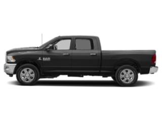 Brilliant Black Crystal Pearlcoat 2018 Ram Truck 2500 Pictures 2500 Crew Cab SLT 4WD T-Diesel photos side view