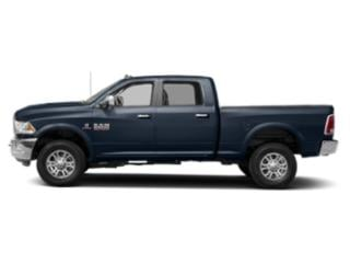 True Blue Pearlcoat 2018 Ram Truck 2500 Pictures 2500 Crew Cab Laramie 2WD T-Diesel photos side view