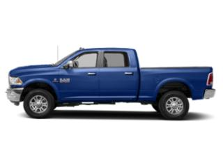 Blue Streak Pearlcoat 2018 Ram Truck 2500 Pictures 2500 Crew Cab Laramie 2WD T-Diesel photos side view