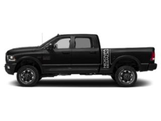 Brilliant Black Crystal Pearlcoat 2018 Ram Truck 2500 Pictures 2500 Power Wagon 4x4 Crew Cab 6'4 Box photos side view
