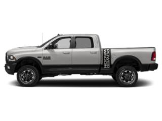 Bright Silver Metallic Clearcoat 2018 Ram Truck 2500 Pictures 2500 Power Wagon 4x4 Crew Cab 6'4 Box photos side view