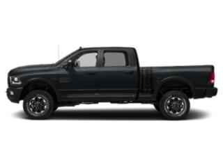 Maximum Steel Metallic Clearcoat 2018 Ram Truck 2500 Pictures 2500 Power Wagon 4x4 Crew Cab 6'4 Box photos side view