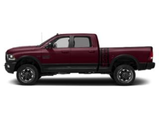 Delmonico Red Pearlcoat 2018 Ram Truck 2500 Pictures 2500 Power Wagon 4x4 Crew Cab 6'4 Box photos side view