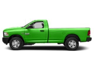 Hills Green 2018 Ram Truck 2500 Pictures 2500 SLT 4x2 Reg Cab 8' Box photos side view
