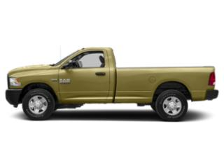 Light Cream 2018 Ram Truck 2500 Pictures 2500 Regular Cab SLT 4WD T-Diesel photos side view