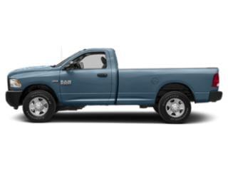 Robin Egg Blue 2018 Ram Truck 2500 Pictures 2500 SLT 4x2 Reg Cab 8' Box photos side view