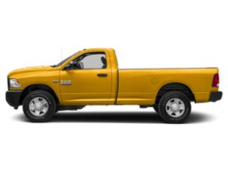 Construction Yellow 2018 Ram Truck 2500 Pictures 2500 Regular Cab SLT 4WD T-Diesel photos side view