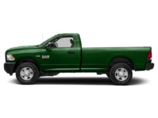 Tree Green 2018 Ram Truck 2500 Pictures 2500 SLT 4x2 Reg Cab 8' Box photos side view