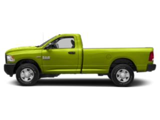 National Safety Yellow 2018 Ram Truck 2500 Pictures 2500 Regular Cab SLT 4WD T-Diesel photos side view