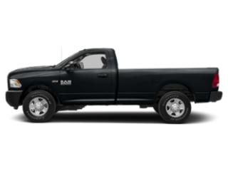 Maximum Steel Metallic Clearcoat 2018 Ram Truck 2500 Pictures 2500 SLT 4x2 Reg Cab 8' Box photos side view
