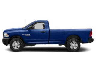 Blue Streak Pearlcoat 2018 Ram Truck 2500 Pictures 2500 Regular Cab SLT 4WD T-Diesel photos side view