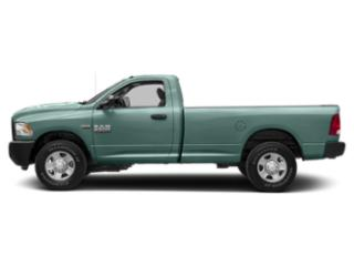 Light Green 2018 Ram Truck 2500 Pictures 2500 SLT 4x2 Reg Cab 8' Box photos side view