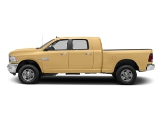 Light Cream 2018 Ram Truck 3500 Pictures 3500 Mega Cab Bighorn/Lone Star 2WD photos side view
