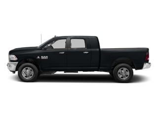 Maximum Steel Metallic Clearcoat 2018 Ram Truck 3500 Pictures 3500 Mega Cab Bighorn/Lone Star 2WD photos side view
