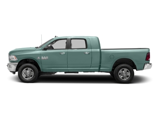 Light Green 2018 Ram Truck 3500 Pictures 3500 Mega Cab Bighorn/Lone Star 2WD photos side view