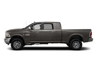 Granite Crystal Metallic Clearcoat 2018 Ram Truck 3500 Pictures 3500 Limited 4x4 Mega Cab 6'4 Box photos side view