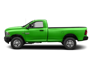 Hills Green 2018 Ram Truck 3500 Pictures 3500 Tradesman 4x2 Reg Cab 8' Box photos side view
