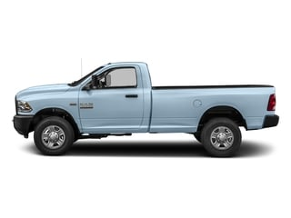 Robin Egg Blue 2018 Ram Truck 3500 Pictures 3500 Tradesman 4x2 Reg Cab 8' Box photos side view