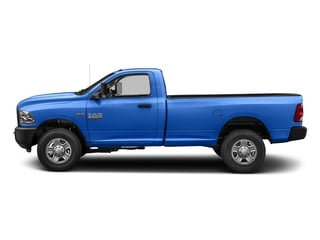 New Holland Blue 2018 Ram Truck 3500 Pictures 3500 Tradesman 4x2 Reg Cab 8' Box photos side view