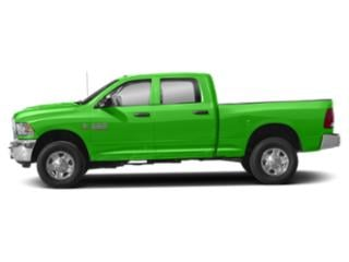 Hills Green 2018 Ram Truck 3500 Pictures 3500 Tradesman 4x4 Crew Cab 8' Box photos side view