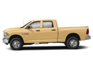 Light Cream 2018 Ram Truck 3500 Pictures 3500 SLT 4x2 Crew Cab 6'4 Box photos side view